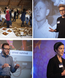 Billede fra Three Minute Thesis Competition 2019.