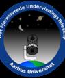Logo for Det Fjernstyrede UndervisningsTeleskop - FUT.